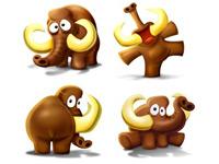 Скачать бесплатно 200+ анималистических иконок с изображениями зверюшек