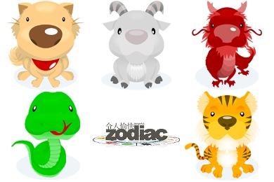 Скачать Delightful Zodiac Icons