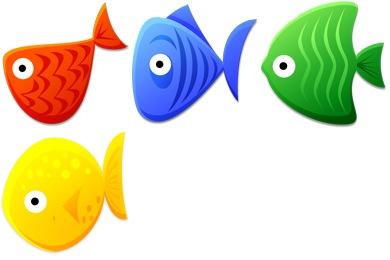 Скачать Fish Toys Icons