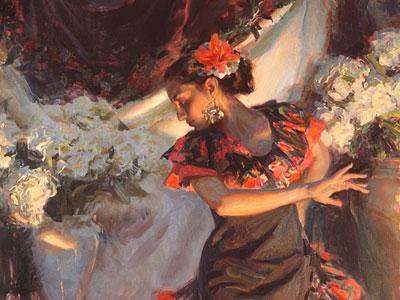 Лирические картины Даниэля Герхартса