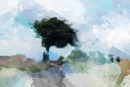 Создаем в фотошопе отличный акварельный эффект для фотографии