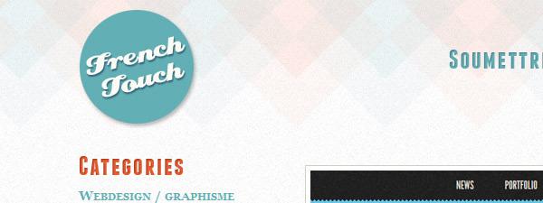 Перейти на French Touch Web