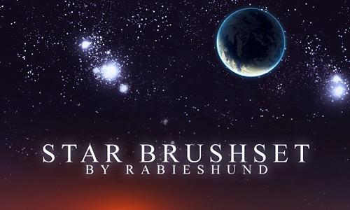 Скачать Rabies Star Brushset