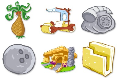 Скачать Bedrock Icons By Fasticon