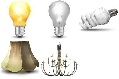 Скачать Lights Icons By Artbees