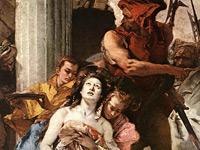 Непринужденная утонченность и декоративная элегантность фресок Тьеполо