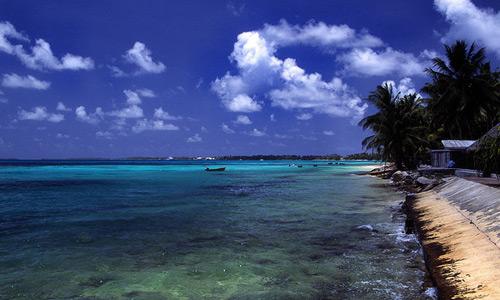 Скачать Tuvalu - Funafuti - Beach