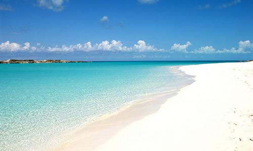 Скачать Tropic of Cancer beach Exuma Island Bahamas