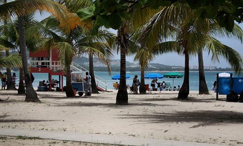 Скачать Luquillo Beach, Puerto Rico