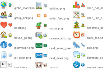 Скачать Farm-Fresh Web Icons