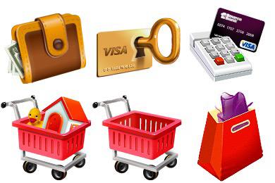 Скачать E Commerce Icons