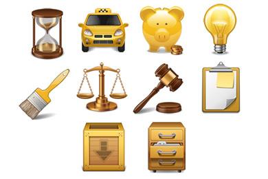 Скачать Applications Icons Set
