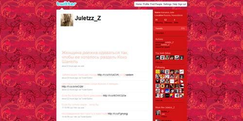 Перейти на @Juletzz_Z
