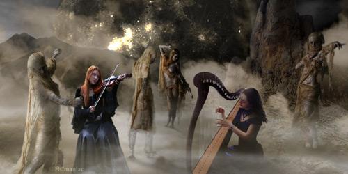 Перейти на Symphony Of The Deads