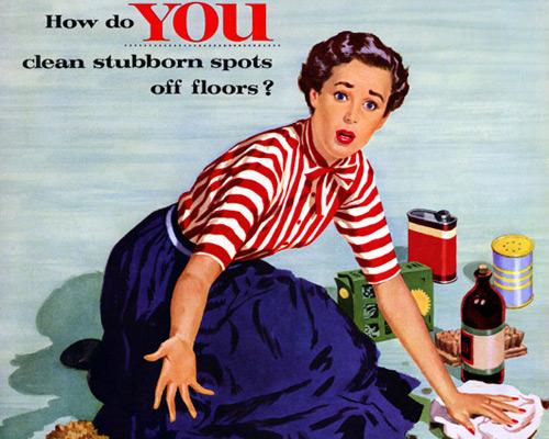 Перейти на S.O.S. Magic Scouring Pads, 1955