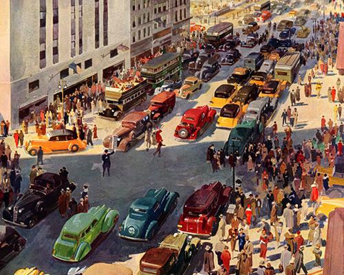 Перейти на Republic Steel, 1936