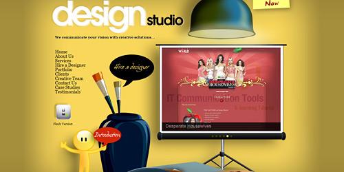 Перейти на Icreon Designs Tudio
