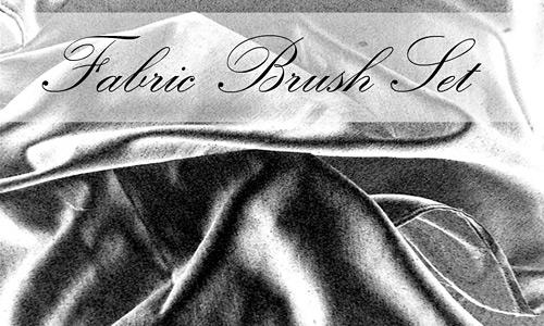 Скачать Fabric tela Brushes Set 2