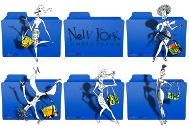 Скачать New York Icons