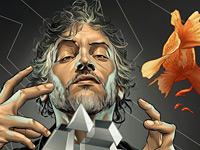 Звездные персонажи и популярные сюжеты от иллюстратора Martin Ansin