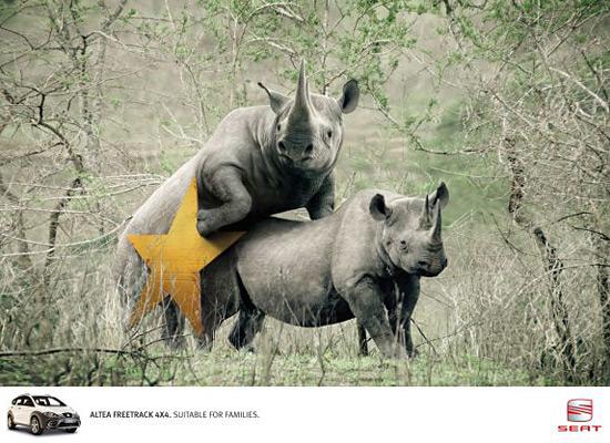 Перейти на Seat: Rhinos