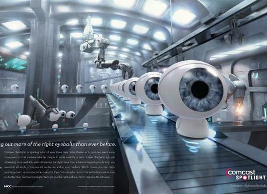 Перейти на Comcast Spotlighti: Eyecon Factory