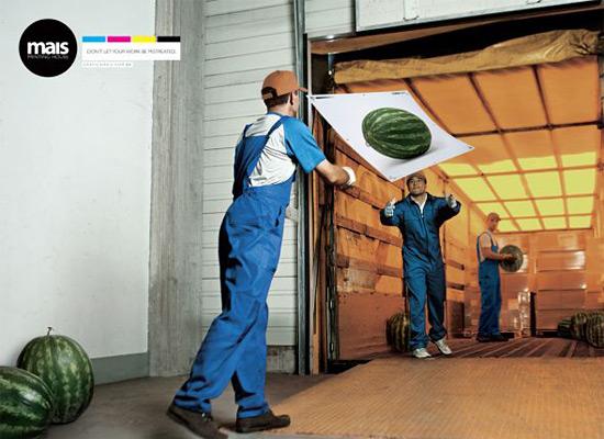 Перейти на Mais Printing House: Watermelon