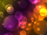 Скачать качественные текстуры со светящимся эффектом боке