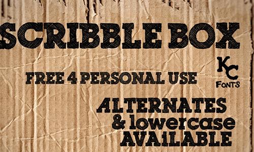 Scribble Box
