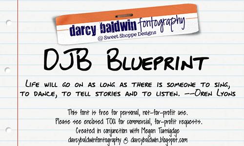 Djb Blueprint