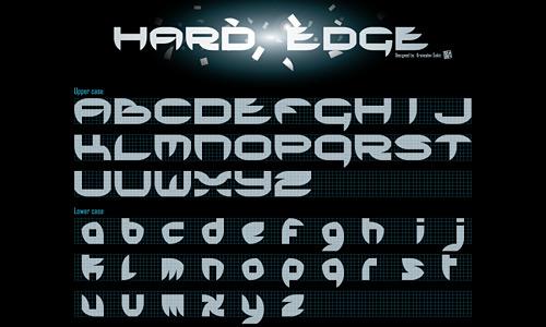 Hard Edge