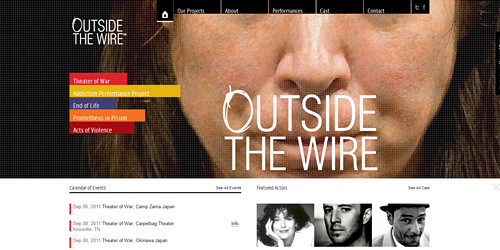 Перейти на Outside The Wire Llc