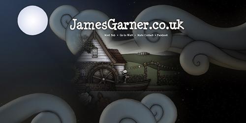 Перейти на James Garner