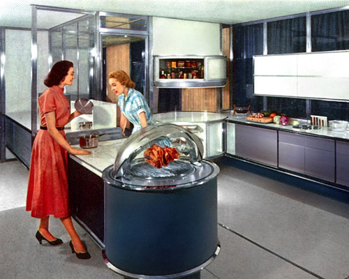Frigidaire Kitchen of the Future, 1957