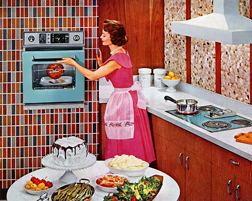 For recipe-perfect results time after time, 1959