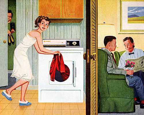 Always up to (a) date with an RCA WHIRLPOOL, 1959
