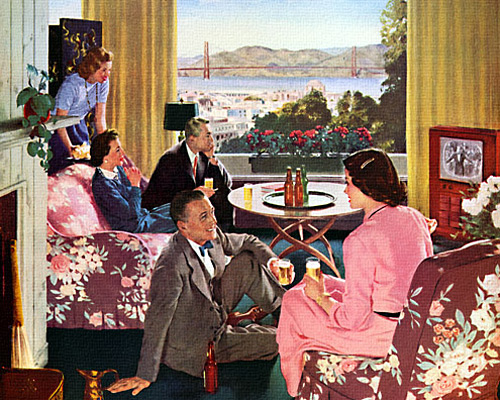 Out by the Golden Gate, 1951