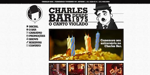 Перейти на Charles Bar