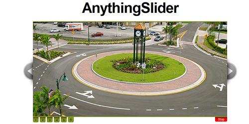 Перейти на Anything Slider