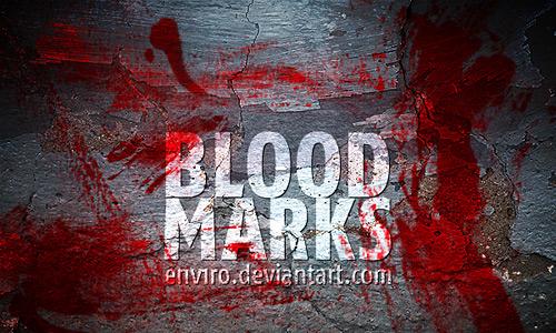 Скачать Blood Marks brushes