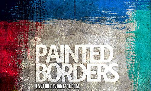 Скачать Paint Borders