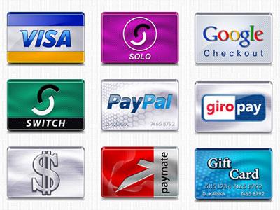 Скачать Credit Card Icons