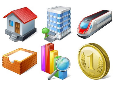 Скачать Vista Artistic Icons By Awicons