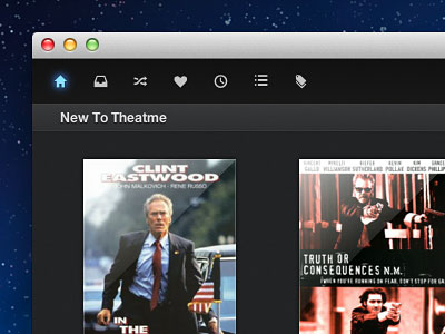 Перейти на New Minimal Theatme UI