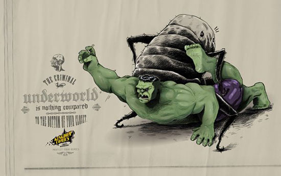 Перейти на Kingdom Comics Mites Hulk