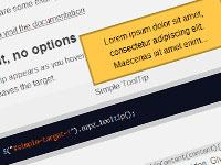 20 мануалов CSS3 по созданию всплывающих подсказок на сайте