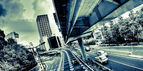Скачать Route 246, Chiyoda-ku, Tokyo