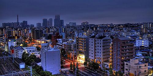 Скачать Yokohama sunrise