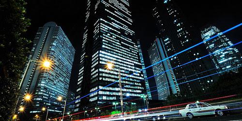 Скачать Skyscrapers 2, Shinjuku, Tokyo