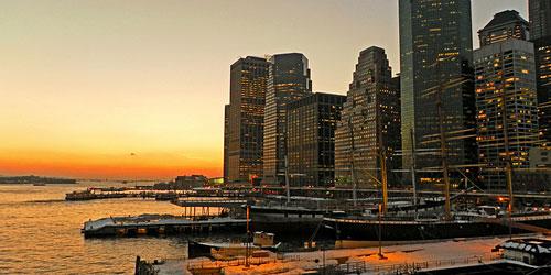 Скачать South Street Seaport - NYC